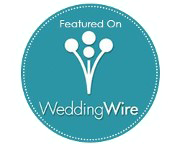 Featured on Wedding Wire